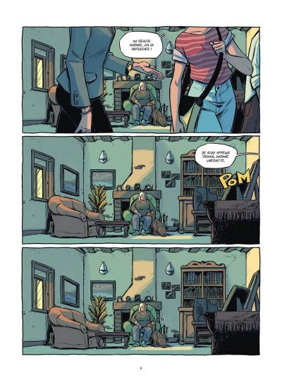 Page 7 Le plongeon