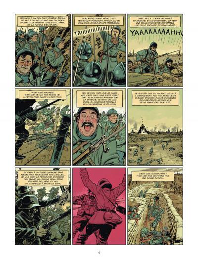Page 5 Pinard de guerre tome 1