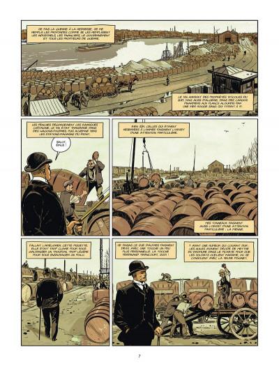 Page 8 Pinard de guerre tome 1