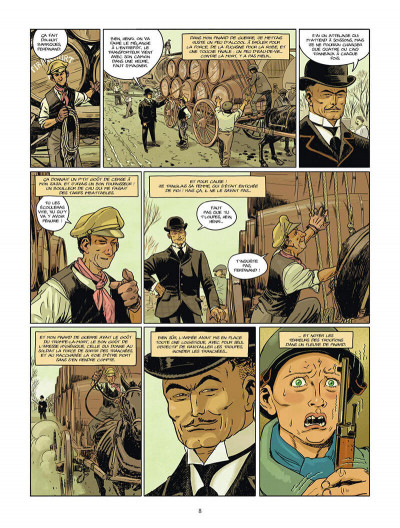 Page 9 Pinard de guerre tome 1