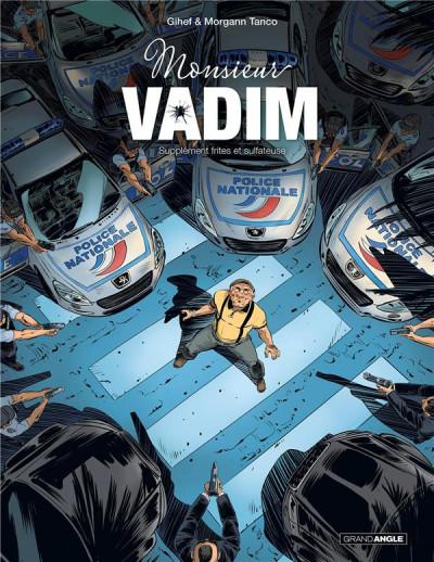 Couverture Monsieur Vadim tome 2