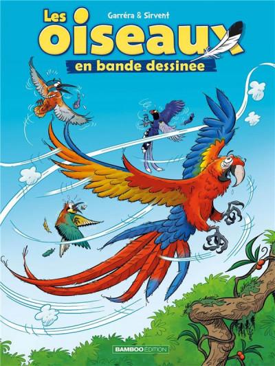 Couverture Les oiseaux en BD tome 2