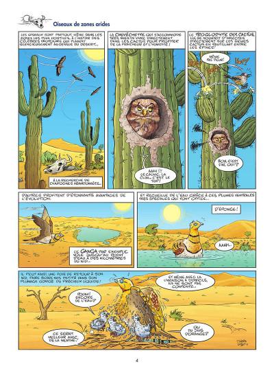 Page 5 Les oiseaux en BD tome 2