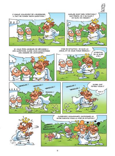 Page 0 Échec épate tome 1
