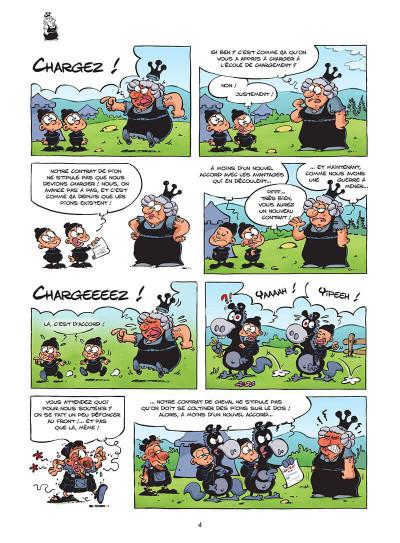 Page 5 Échec épate tome 1