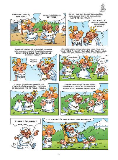 Page 6 Échec épate tome 1
