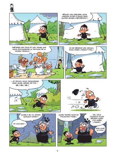 Page 7 Échec épate tome 1