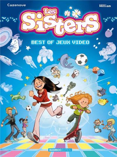 Couverture Les sisters - spécial jeux video