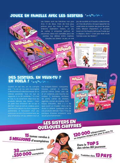 Page 0 Les sisters - spécial jeux video