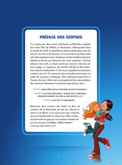Page 4 Les sisters - spécial jeux video
