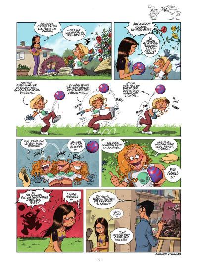Page 6 Les sisters - spécial jeux video