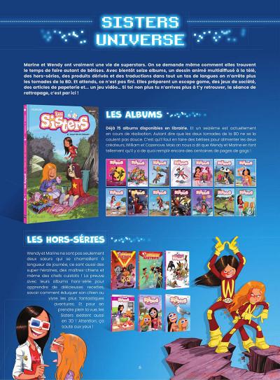 Page 7 Les sisters - spécial jeux video