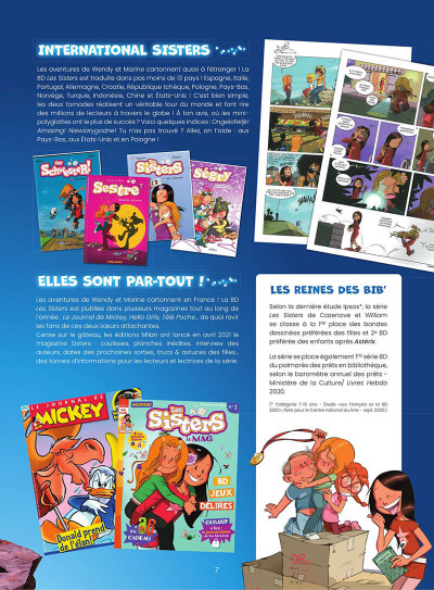 Page 8 Les sisters - spécial jeux video