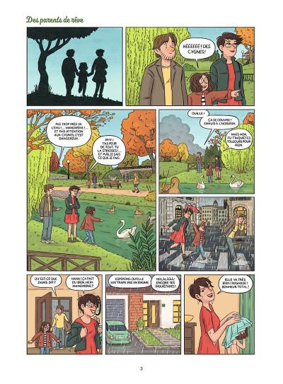 Page 4 Mandarine, une semaine sur deux tome 1