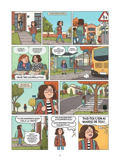 Page 6 Mandarine, une semaine sur deux tome 1