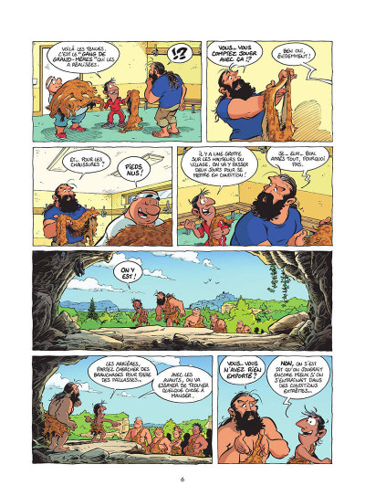 Page 7 Les rugbymen tome 19