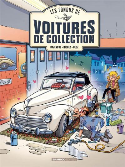 Couverture Les fondus des voitures de collection tome 2
