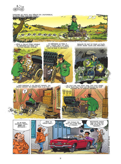 Page 0 Les fondus des voitures de collection tome 2