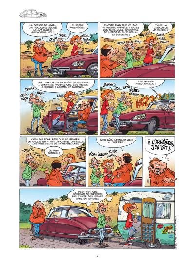 Page 5 Les fondus des voitures de collection tome 2