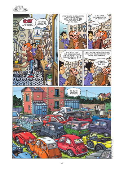 Page 7 Les fondus des voitures de collection tome 2