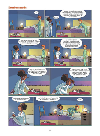 Page 0 Les chiens en BD tome 1