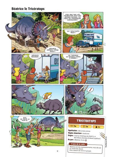 Page 0 Dino park tome 1