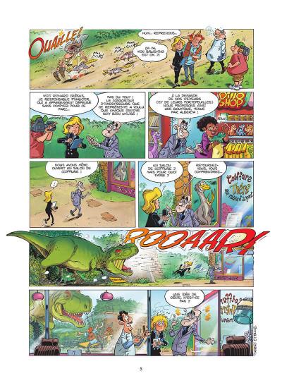 Page 6 Dino park tome 1