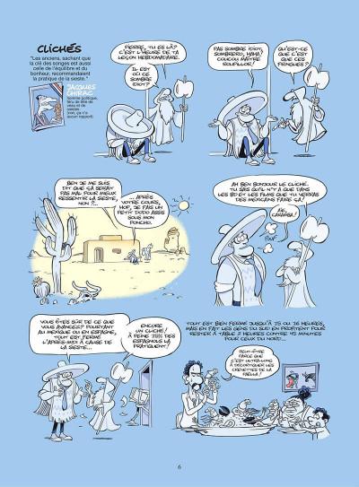 Page 7 Pourquoi la sieste ? tome 1