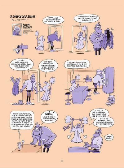 Page 9 Pourquoi la sieste ? tome 1