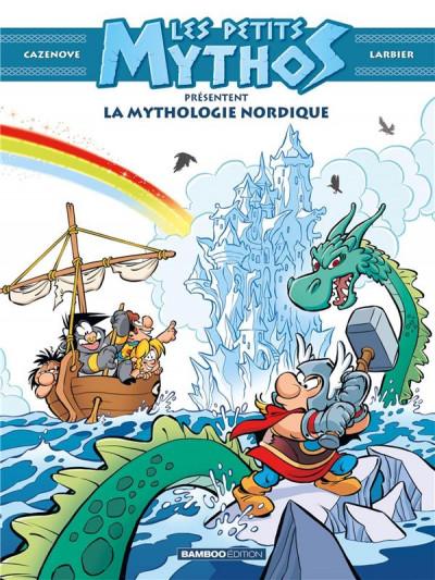 Couverture Les petits mythos présentent : la mythologie nordique