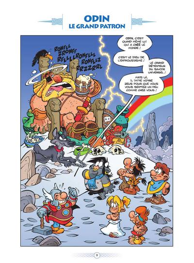 Page 0 Les petits mythos présentent : la mythologie nordique
