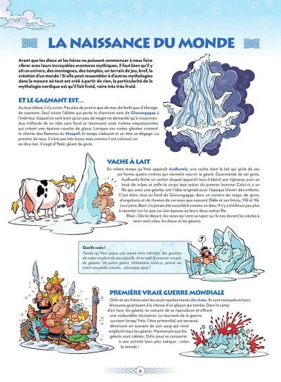Page 7 Les petits mythos présentent : la mythologie nordique