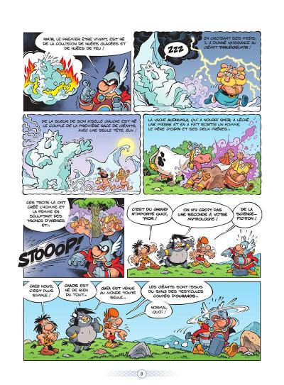 Page 9 Les petits mythos présentent : la mythologie nordique