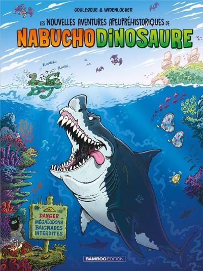 Couverture Les nouvelles aventures apeupréhistoriques de Nabuchodinosaure tome 5