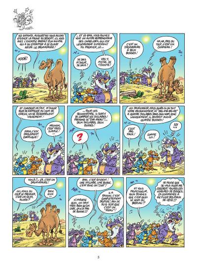 Page 6 Les nouvelles aventures apeupréhistoriques de Nabuchodinosaure tome 5