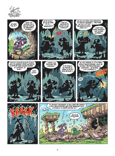 Page 7 Les nouvelles aventures apeupréhistoriques de Nabuchodinosaure tome 5