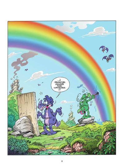 Page 9 Les nouvelles aventures apeupréhistoriques de Nabuchodinosaure tome 5