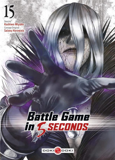 Couverture Battle game in 5 seconds tome 15