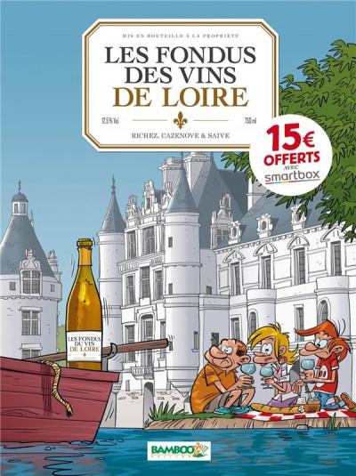 Couverture Les fondus du vin : Loire (op 2021)