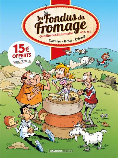 Couverture Les fondus du fromage (op 2021)