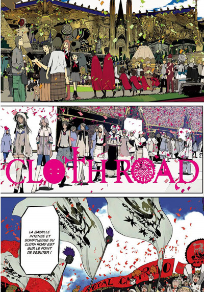 Page 6 cloth road tome 4