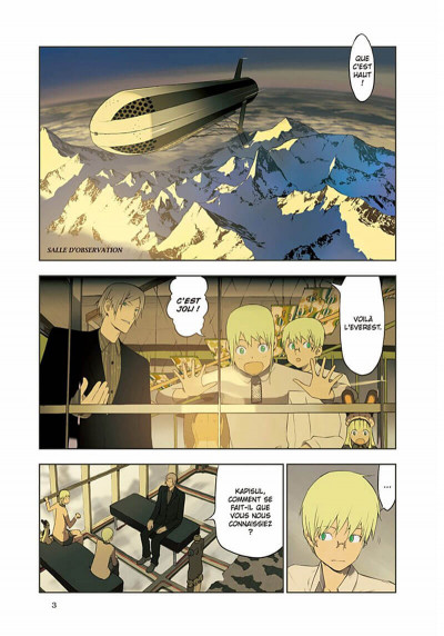 Page 4 cloth road tome 5