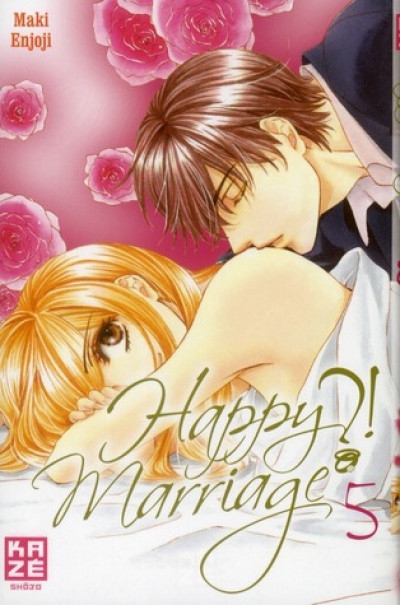 Couverture happy marriage?! tome 5