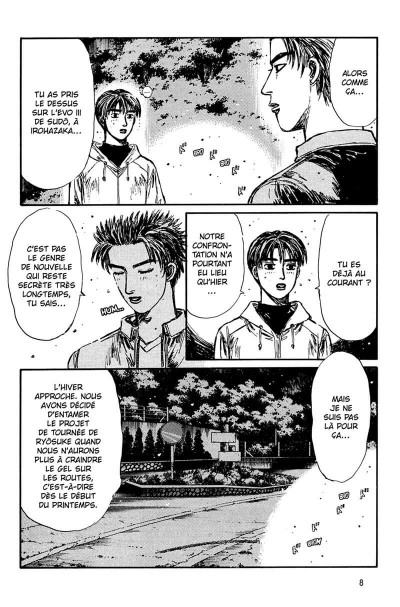 Page 9 initial D tome 15