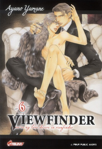 Couverture viewfinder tome 6