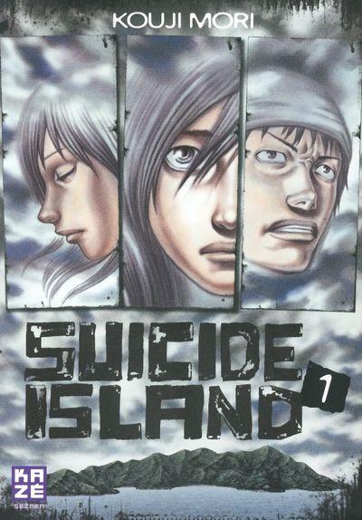 Couverture suicide island tome 1