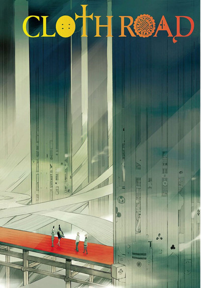 Page 5 cloth road tome 7