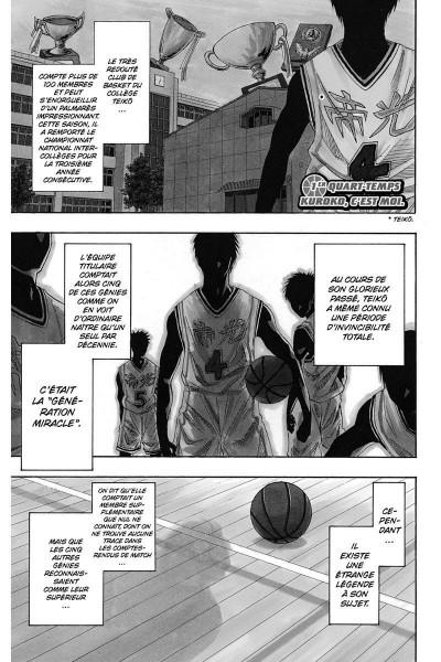 Page 4 kuroko's basket tome 1