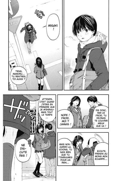 Page 8 hatsukoi limited tome 3