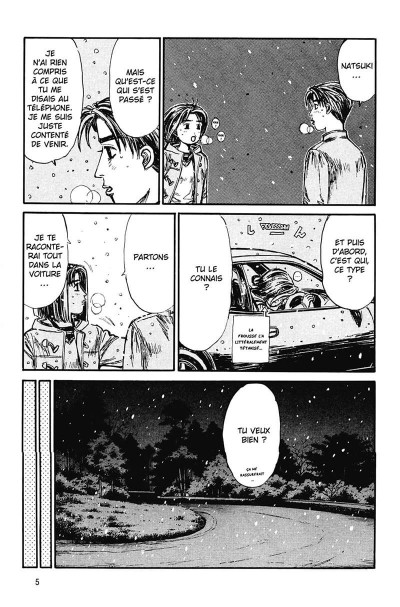 Page 6 initial D tome 17